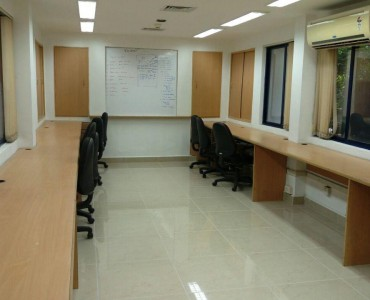Furnished office space for rent in Chennai