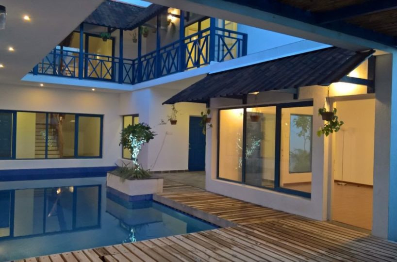 Beach House on Rent in Chennai, Akkarai